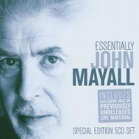 Cover John Mayall - Essentially John Mayall [Box-Set]